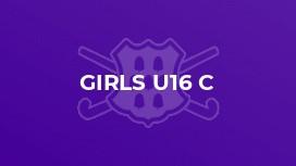 Girls U16 C
