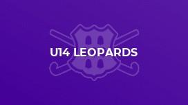 U14 Leopards