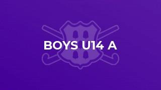 Boys U14 A