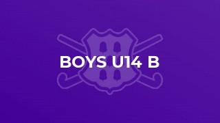 Boys U14 B