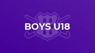 Boys U18