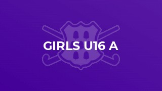 Girls U16 A