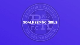 Goalkeeping Girls