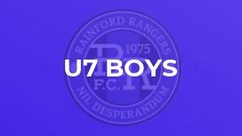 U7 Boys