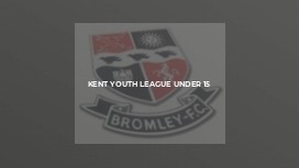Kent Youth League Under 15