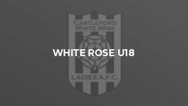 White Rose U18
