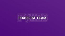Foxes 1st Team