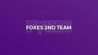 Foxes 2nd team
