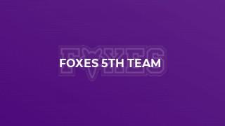 Foxes 5th Team