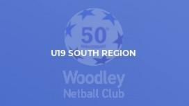 U19 South Region