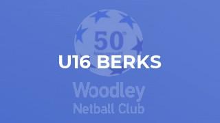 U16 Berks