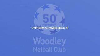 U19 Prem Summer League
