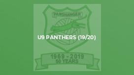 U9 Panthers (19/20)