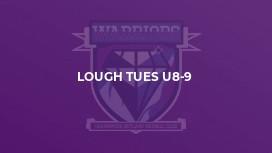 Lough Tues U8-9