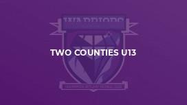 Two Counties U13