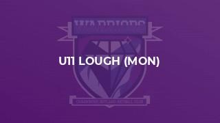 U11 Lough (Mon)