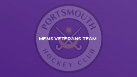 Mens Veterans Team