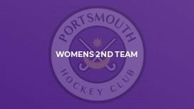 Womens 2nd Team