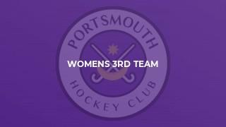 Womens 3rd Team