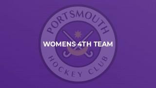 Womens 4th Team