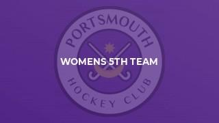 Womens 5th Team