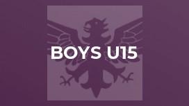 Boys U15