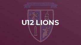 U12 Lions