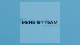 Mens 1st Team