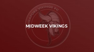 Another Cup win for Midweek Vikings