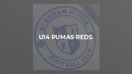 U14 Pumas Reds
