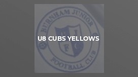 U8 Cubs Yellows