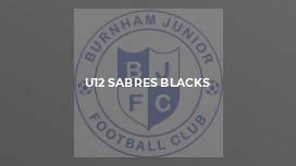 U12 Sabres Blacks