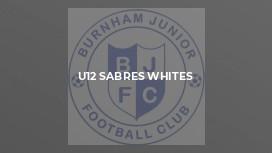 U12 Sabres Whites