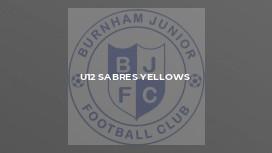 U12 Sabres Yellows