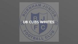 U8 Cubs Whites