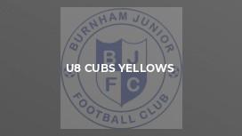 U8 Cubs Yellows