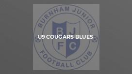 U9 Cougars Blues
