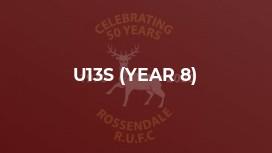 U13s (Year 8)