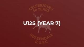 U12s (Year 7)