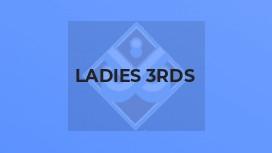 Ladies 3rds