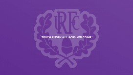 Touch Rugby All Ages Welcome