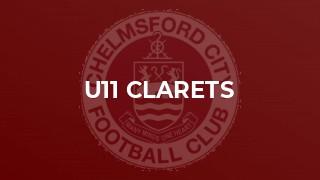 U11 Clarets