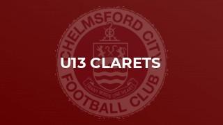 U13 Clarets