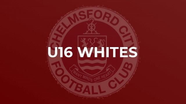 U16 Whites