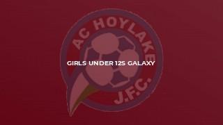 Girls Under 12s Galaxy