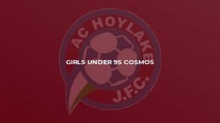 Girls Under 9s Cosmos