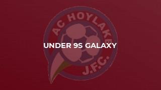 Under 9s Galaxy