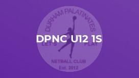 DPNC U12 1s