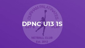 DPNC U13 1s