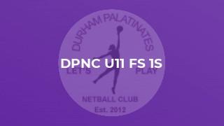 DPNC U11 FS 1s